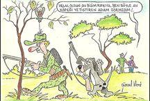 Gürsel İleri Karikatürleri