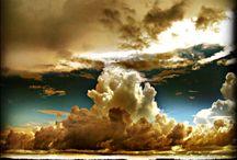 clouds / by Carol Goff