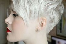 Short ladies hair
