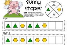 Shaping Up Preschool