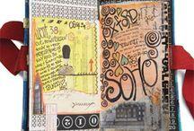 Art Journals / by Cathie Hollins