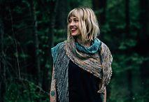 Gradient Yarn Knitting Pattern Ideas