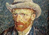 Vincent van Gogh / Silent remembrance painter to the fiery heart misunderstood who could understand the landscape brush and impress your soul the image……... Tichá vzpomínka na malíře ohnivého srdce nepochopeného jenž dokázal uchopit krajinu štětcem a vtisknout svoji duši do obrazu...