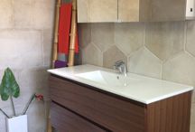 modern vanity units & basins / Modern style storage and vanity units and basins