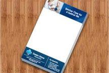 Homecare notepads