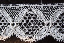 Bobbin Lace - Bucks Point