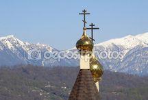 Церкви и храмы России, религия