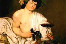 Le vin dans l'art / #vin #art #tableau #oenologie #artiste #vendanges #paysans #paysages #peinture #vignobles #travail #musées #sculpture #enluminures #art antique