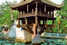 Vietnam Pagoda and Temples / Discover more about Vietnam attractions, especially Vietnam pagodas and temples. enjoy vietnam tours and understand more about vietnam traditional culture