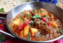 Kuchnia pakistańska i arabska