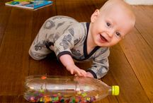 Babies activities / It is important to play and do activities with your baby - the right kind of play isn't just fun, it's also interesting, educational and a bonding experience.