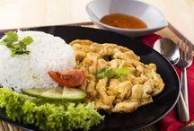 Thai food stylist photography  / Thai food stylist photography