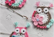 Crochet - Appliques / by Sherry Thompson