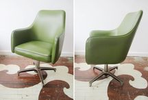 For sale: desk chairs / by Chairloom/Co-Lab.