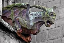 Gargoyles and Griffins / by Steve Alter