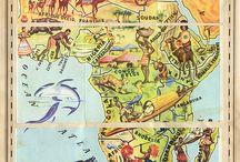 Mapas / Mapas