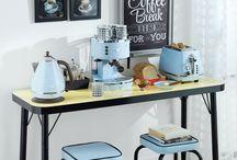Cozinhar e Receber | Mesas Compactas / A linha Cozinhar e Receber está recheada de soluções criativas para cozinhas pequenas. Inspire-se! http://bit.ly/1JyiroU