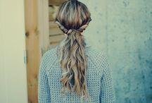 Bunad hår
