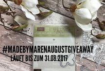 Candy, Giveaway
