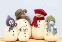 knit toys / by Jane Steel