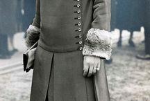 Моды 1920-1930 гг.