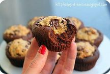 Recettes: Muffins & Cookies