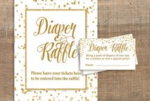 ❥ Gold Party / Gold Party Ideas