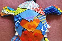 turtle art ideas
