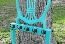 recycle + chairs