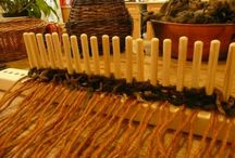 crafts--weaving / by Linda Salter