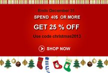 Holiday Promotions / Christmas promotion