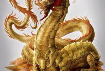 Chi-Dragons