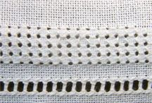 Embroidery - Hemstitching