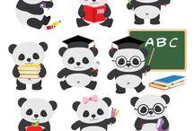 Panda Classroom