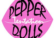 PepperDolls-Tentation / Sexy Pin Up e Lingerie
