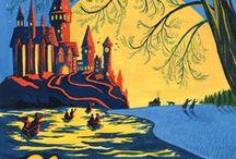 Harry Potter / by Misty Swartz