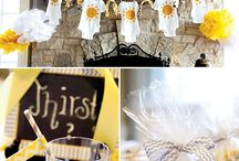 Jen's Baby Shower / Shower Ideas / by Michelle Nezamabadi