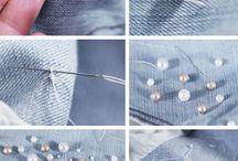 bordados jeans