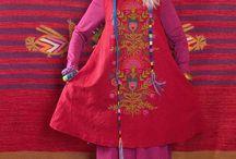 Väriä pukeutumiseen