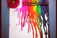 Preschool Crafts and Ideas / by Sarah Emery
