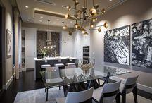 Urban Dining Rooms