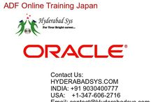 Oracle japan / online training in hyderabadsys.com