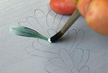 piirtäminen ja maalaus
