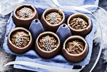 suklaamunat täyte 2