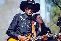 Blues / Todo Blues: artistas, música, discos, fotos, guitarras y frases - All Blues: artists, music, records, photos, guitars & phrases / by Franz Sonido