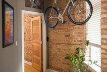 Kerékpár tartó