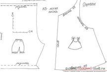 Одежда для кукол (пупсов и барби)