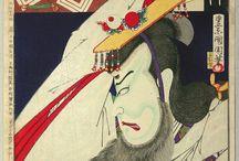 Ukiyo-e(portrait/figure)