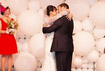 Balloons & Love / Diferent ideas to use balloons on your events .