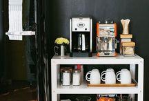 Domácí kavárna